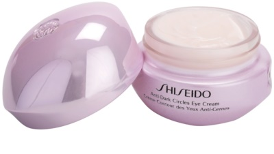 Shiseido Even Skin Tone Care szemkrém sötét karikákra 1