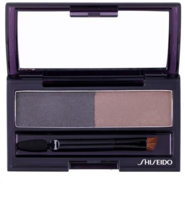 Shiseido Eyes Eyebrow Styling paleta pro líčení obočí