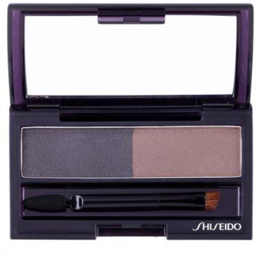 Shiseido Eyes Eyebrow Styling палитра за вежди