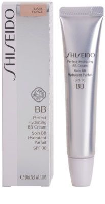Shiseido Even Skin Tone Care хидратиращ BB крем SPF 30 1