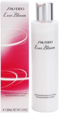 Shiseido Ever Bloom Lapte de corp pentru femei