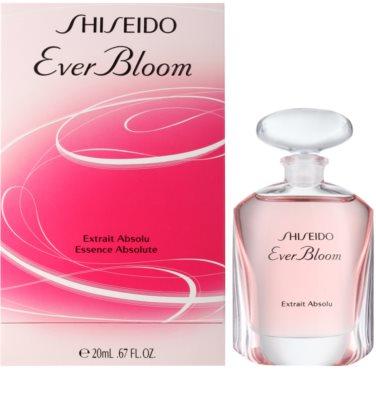 Shiseido Ever Bloom parfémový extrakt pro ženy