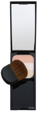 Shiseido Base Face Color Enhancing Trio iluminador multifuncional 1
