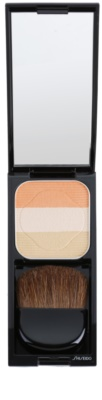Shiseido Base Face Color Enhancing Trio iluminador multifuncional