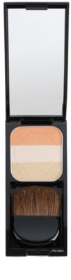 Shiseido Base Face Color Enhancing Trio rozświetlacz multifunkcyjny