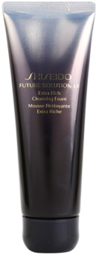 Shiseido Future Solution LX luxuosa espuma de limpeza