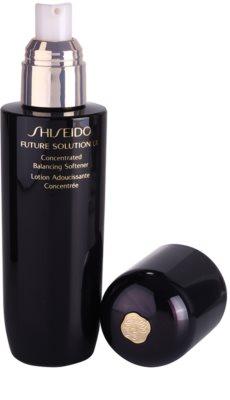 Shiseido Future Solution LX Feuchtigkeitstonikum strafft die Haut und verfeinert Poren 1
