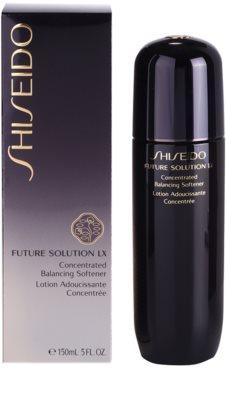 Shiseido Future Solution LX Feuchtigkeitstonikum strafft die Haut und verfeinert Poren 3