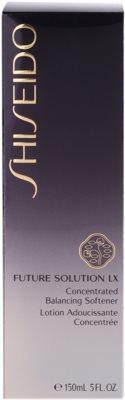 Shiseido Future Solution LX Feuchtigkeitstonikum strafft die Haut und verfeinert Poren 4