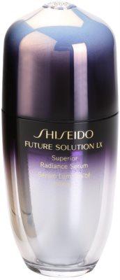 Shiseido Future Solution LX sérum iluminador para unificar el tono de la piel
