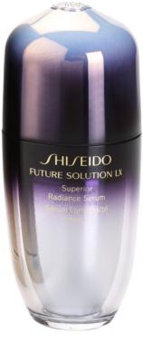 Shiseido Future Solution LX serum za osvetljevanje za poenotenje tona kože