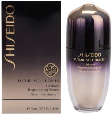 Shiseido Future Solution LX regenerierendes Serum gegen Falten 2