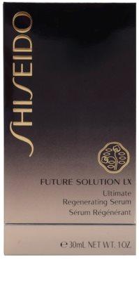 Shiseido Future Solution LX regenerierendes Serum gegen Falten 3