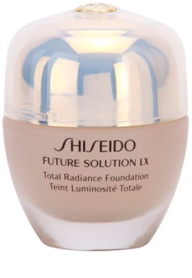Shiseido Future Solution LX rozjasňující make-up SPF 15