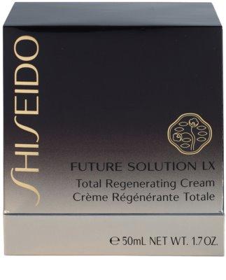 Shiseido Future Solution LX crema de noche reafirmante regeneradora 3