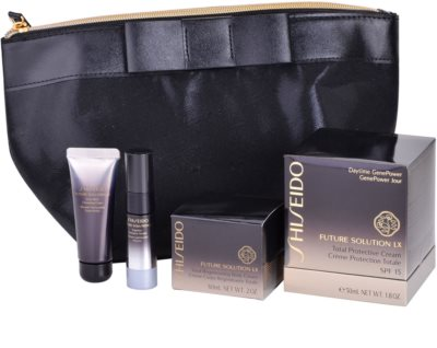 Shiseido Future Solution LX coffret II.