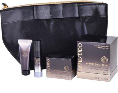 Shiseido Future Solution LX kozmetični set II.