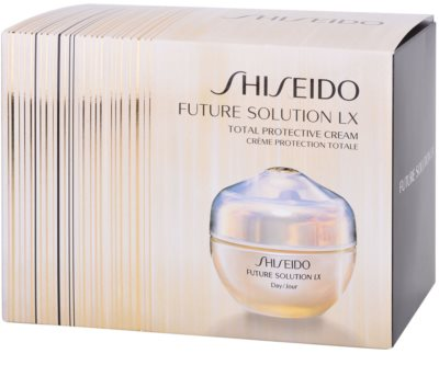 Shiseido Future Solution LX coffret II. 3
