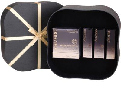 Shiseido Future Solution LX Kosmetik-Set  IV. 2