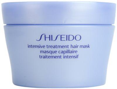 Shiseido Hair Haarmaske für beschädigtes Haar
