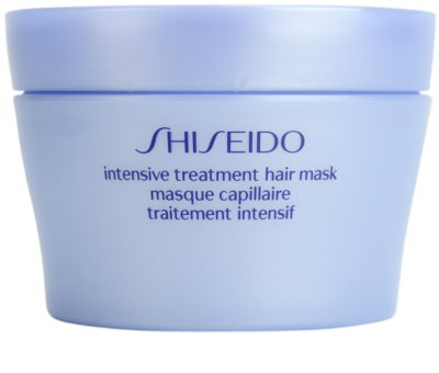Shiseido Hair masca de par pentru par deteriorat
