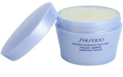 Shiseido Hair mascarilla capilar para cabello maltratado o dañado 1