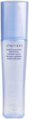Shiseido Hair spray de proteção para cabelo naturalmente resistente