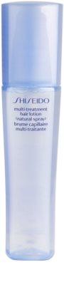 Shiseido Hair защитен спрей  за природно устойчива коса