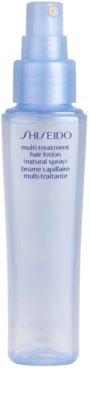 Shiseido Hair spray protector para cabello resistente por naturaleza 1