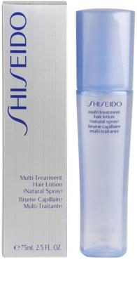 Shiseido Hair spray protector para cabello resistente por naturaleza 2