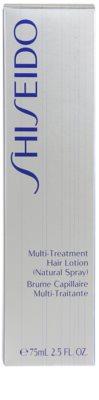 Shiseido Hair spray protector para cabello resistente por naturaleza 3