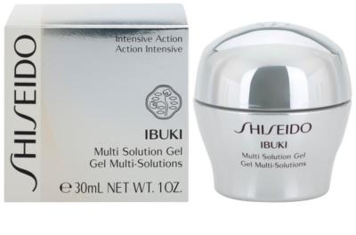 Shiseido Ibuki Multifunktions-Gel für problematische Haut 1