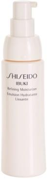 Shiseido Ibuki emulsão hidratante para um aspeto jovem 2