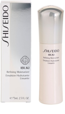 Shiseido Ibuki hidratáló emulzió az egészséges hatásért 3