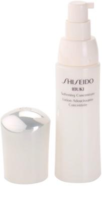 Shiseido Ibuki zjemňující a hydratační toner 1
