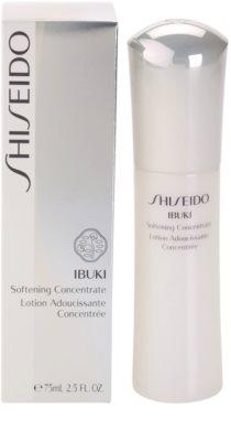 Shiseido Ibuki zjemňující a hydratační toner 2