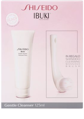 Shiseido Ibuki zestaw kosmetyków I.
