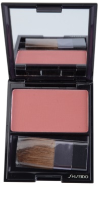Shiseido Base Luminizing Satin blush iluminador