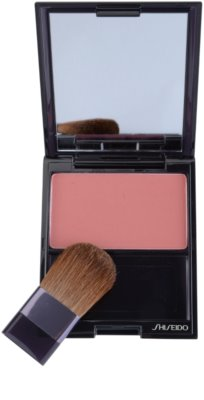 Shiseido Base Luminizing Satin blush iluminador 1