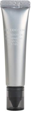 Shiseido Men Anti-Fatigue gel refrigerante para os olhos contra olheiras e inchaços