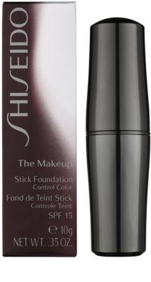 Shiseido Base The Makeup Corector unificator SPF 15 3