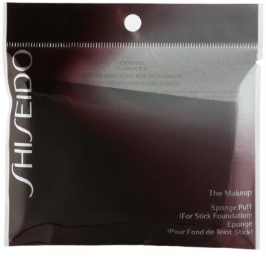 Shiseido Base The Makeup esponja de maquilhagem compacta