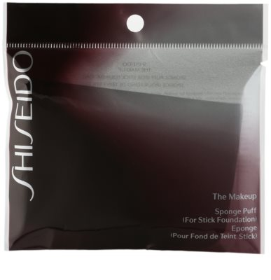 Shiseido Base The Makeup esponja de maquillaje compacto