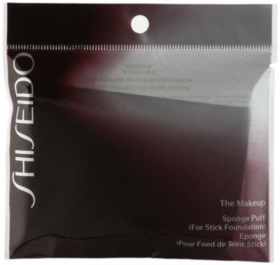 Shiseido Base The Makeup kompaktowa gabeczka do podkładu