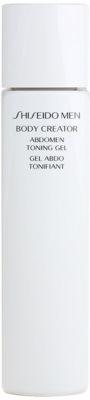 Shiseido Men Body gel modelador  para abdomen y cintura