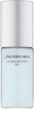 Shiseido Men Hydrate gyengéd és hidratáló géles krém az arcbőr megnyugtatására