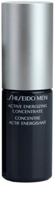 Shiseido Men Total Age-Defense омолоджуючий концентрат для розгладження шкіри та звуження пор