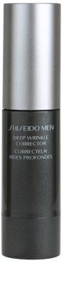 Shiseido Men Total Age-Defense crema intensiva para corrección de arrugas