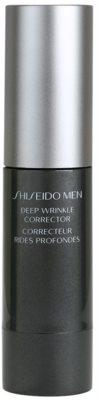 Shiseido Men Total Age-Defense intenzivna krema za korekcijo gub