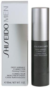 Shiseido Men Total Age-Defense intensive Creme für die Faltenkorrektur 2